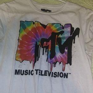 Rainbow MTV shirt